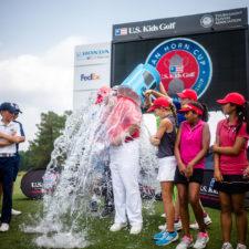 US Kids World Championship es más que un torneo de golf (cortesía US Kids Golf)