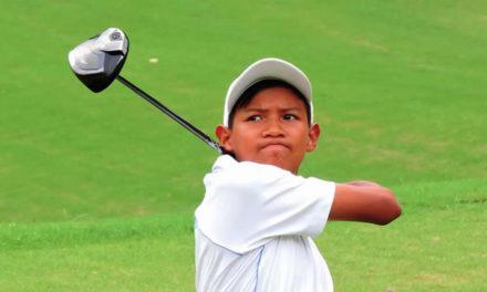 Amauriel Fernández es primer indígena Campeón Nacional Amateur de Golf