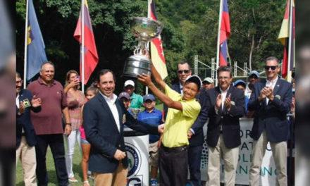 Amauriel Fernández se titula Campeón Nacional Amateur 2017