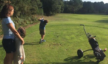 Andalucía pega en el punto dulce con el Programa Golf Joven