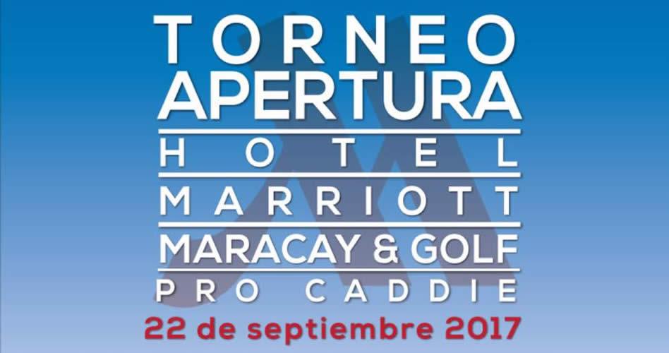 Apertura Hotel Marriott Maracay & Golf