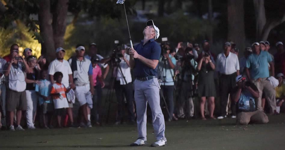 TOLA, NICARAGUA - 3 SEP: El estadounidense Michael Buttacavoli se coronó campeón del Flor de Caña Open, undécimo de la temporada 2017 de PGA TOUR Latinoamérica que se disputó en el campo de golf de Mukul Beach, Golf and Spa (Enrique Berardi/PGA TOUR)