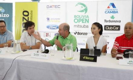 Calidad y distinción en la Conferencia de Prensa del Bolivia Open Mitsuba