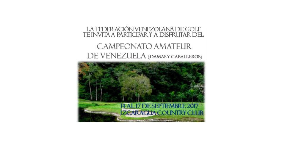 Campeonato Amateur de Venezuela 2017, Maury Gedaly líder de la Clasificación