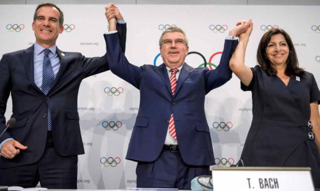 COI aprobó continuidad del golf para los Olímpicos de París 2024