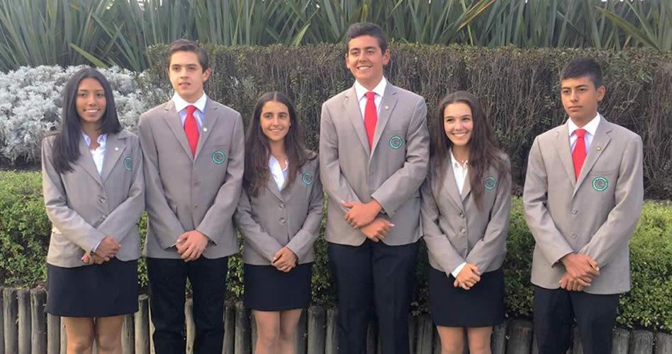 Colombia es segundo en caballeros y tercero en damas en el inicio del Suramericano Prejuvenil 2017