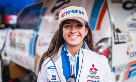 Cristina Gutiérrez, tres veces campeona de España de Rallies, jugará el Pro-Am en Riocerezo