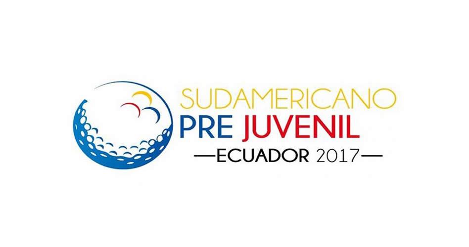 Ecuador y Chile, los primeros líderes en el Sudamericano Prejuvenil 2017