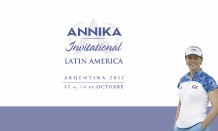 El ANNIKA Invitational Latin America vuelve a la Argentina