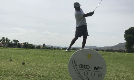 El Audi Movistar+ Tour arranca su recta final en Alenda Golf
