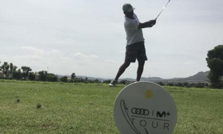 El Audi Movistar+ Tour arranca su recta final en Alenda Golf