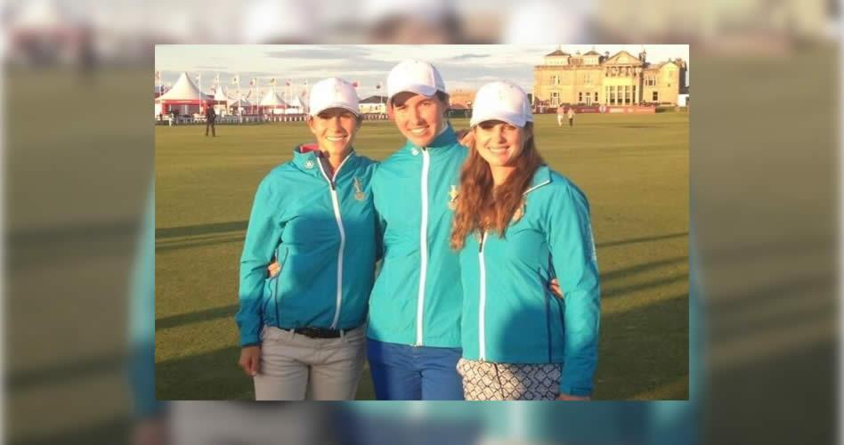 El mejor golf femenino se da cita en Francia. Recari, Carlota y Azahara en el 5º y último Grande del año