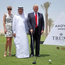"""El negocio """"Chino"""" de Trump (cortesía VosIzNeias)"""