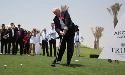"""El negocio """"Chino"""" de Trump"""