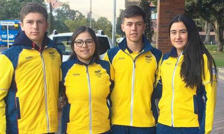 Golfistas nacionales ya están en Santiago para los Juegos Suramericanos de la Juventud 2017