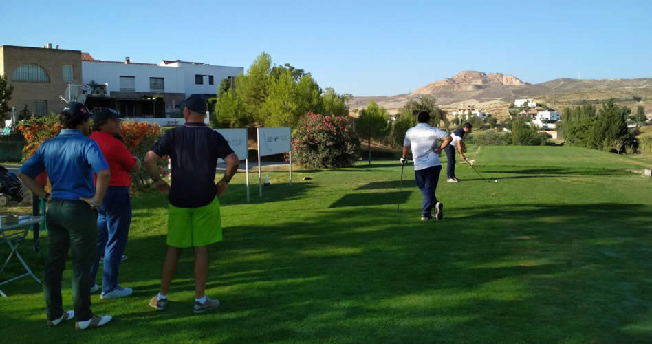Granada Club de Golf se vuelca con el Audi Movistar+ Tour 2017