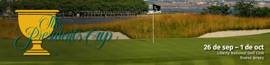 Presidents Cup, Liberty National Golf Club. Sep 26 - Oct 1, 2017