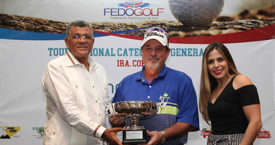 Kim Bidgood gana primera Copa Primma Valores de golf
