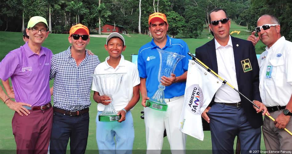 La tradición del Abierto Sambil de Golf continúa en el Izcaragua Country Club