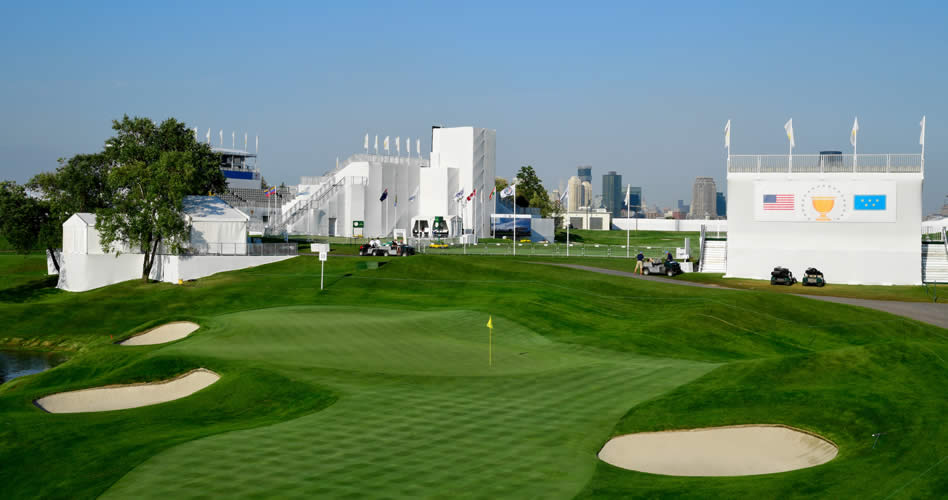 Liberty National Golf Club (cortesía Getty Images - Ryan Young)