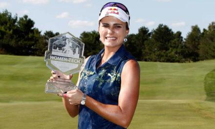 Lexi Thompson triunfó en el LPGA Tour