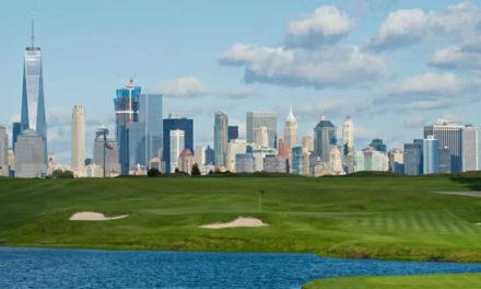 Liberty National Golf Club en imágenes