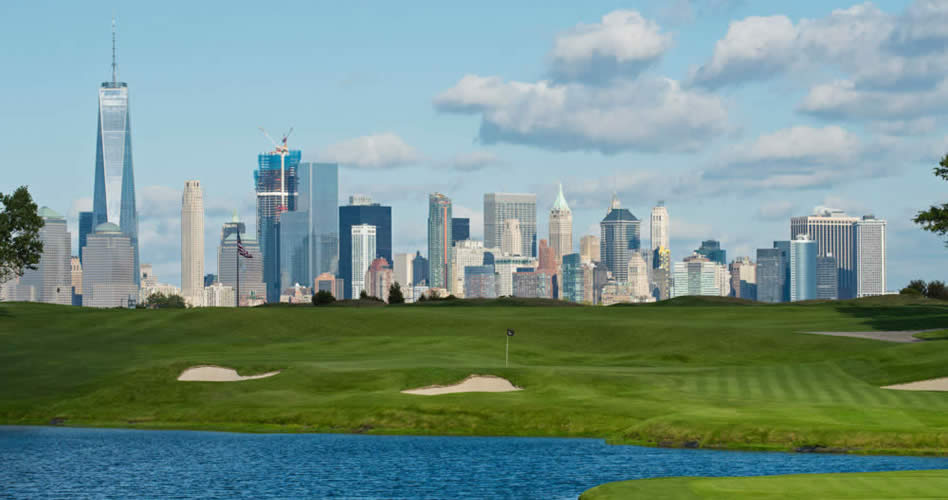 Liberty National Golf Club en imágenes