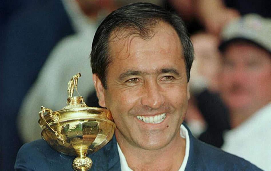 Severiano Ballesteros (cortesía RTVE.es)