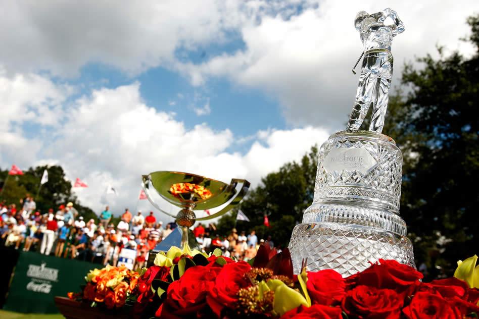 Trofeo del Tour Championship (cortesía East Lake Golf Club)