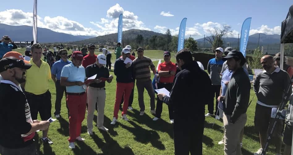 Más de 140 jugadores disputan en La Faisanera Golf el Audi Movistar+ Tour 2017