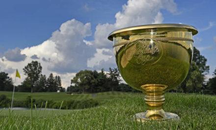 Presidents Cup 2017 se juega esta semana en Nueva Jersey, EE.UU.