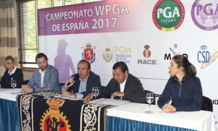 Promocionar el golf, uno de los objetivo del Campeonato WPGA del RACE