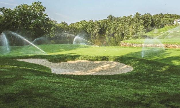 Rain Bird presenta los nuevos rotores 500/550 para irrigar eficientemente áreas pequeñas de campos de golf