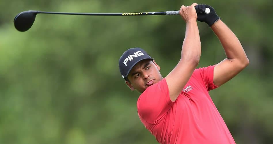Sebastián Muñoz concluyó en el puesto 31 este domingo en el Nationwide Children's Open