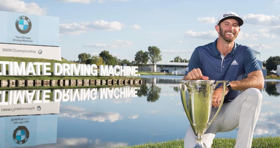 Todo lo que necesitas saber del BMW Championship