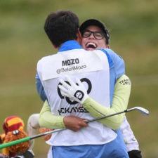 Video, hoyo en uno de Belén Mozo en la segunda ronda del New Zealand Open