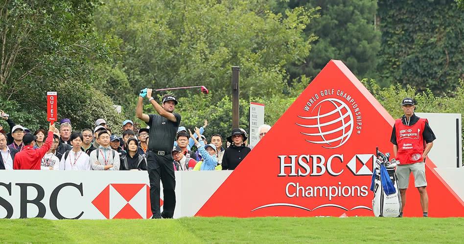 WGC-HSBC Champions, una cuna de estrellas