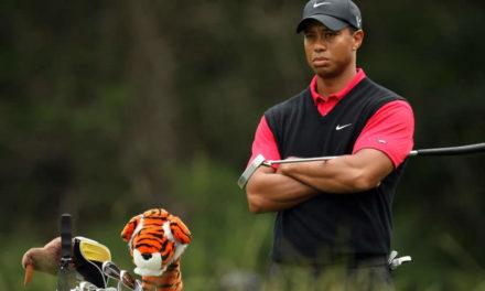 """Woods admite que podría """"no volver a jugar"""" tras varias cirugías en la espalda"""