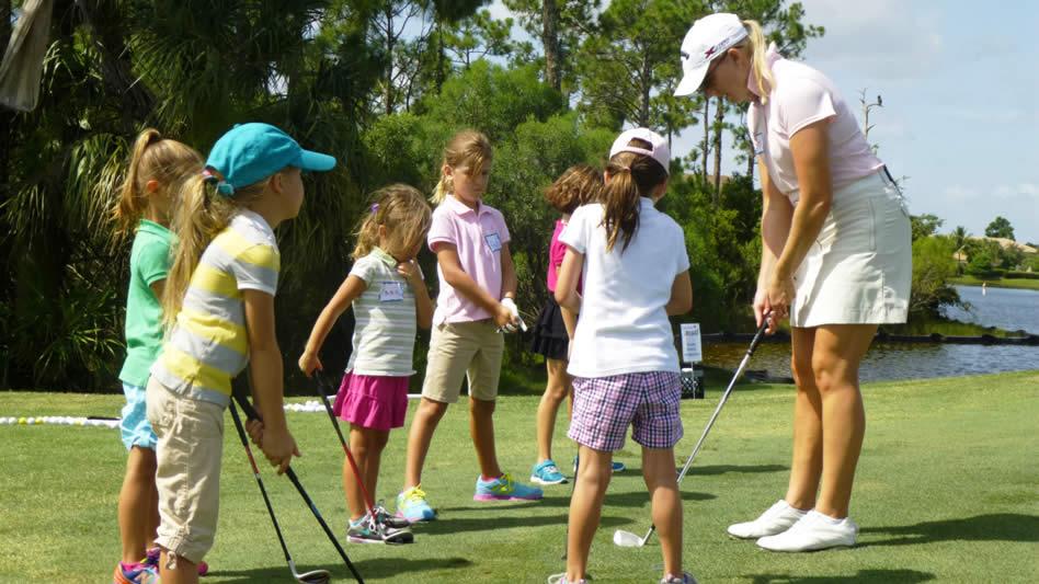 6 razones para que las niñas comiencen a jugar ya…! (cortesía girlsgolf.org)