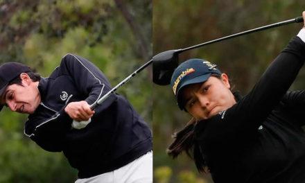 Argentina, en varones, y Paraguay y Colombia, en damas, lideran en el inicio del golf de los Juegos Sudamericanos de la Juventud