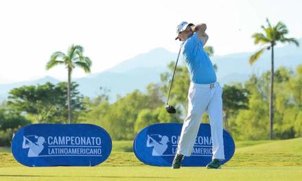 Brasil arrancó fuerte en el Campeonato Latinoamericano de Golf 2017