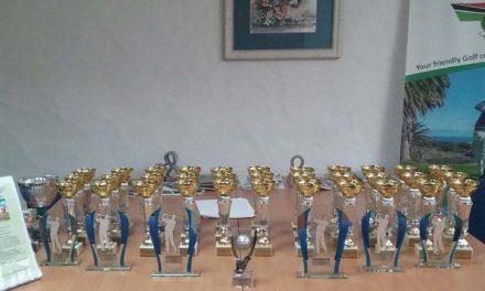 El domingo concluye el Circuito Infantil de Golf de Lanzarote