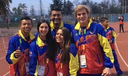 El Golf presente en los II Juegos Sudamericanos de la Juventud