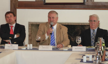 El LAAC 2018 se presentó ante la prensa chilena