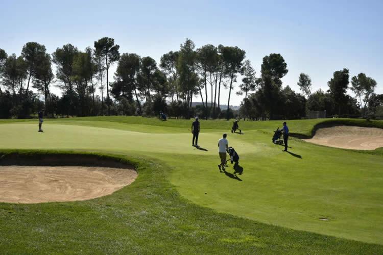 El Real Club de Golf El Prat celebró la 20ª edición de la Copa Harmon