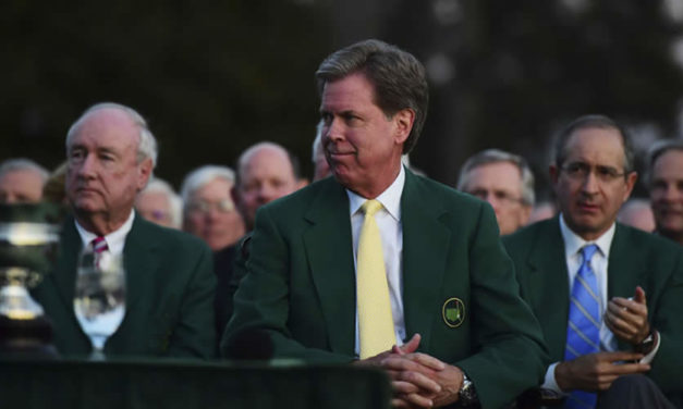 Fred Ridley asume como nuevo presidente del Augusta National Golf Club