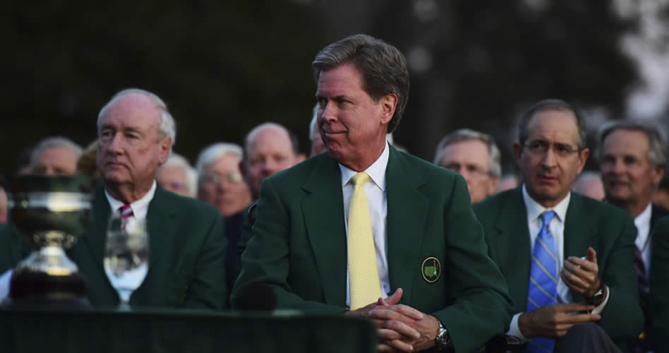 Fred Ridley asume como nuevo presidente del Augusta National Golf Club