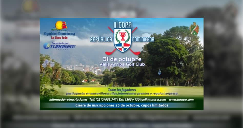 FVG invita a la III Copa República Dominicana