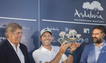 García ratifica su favoritismo con estrecho triunfo en el Andalucía Masters; Aguilar pierde su tarjeta completa en Europa