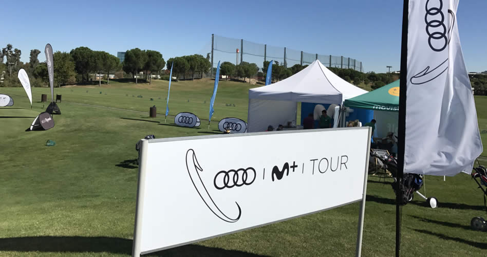 Golf Santander despide por todo lo alto la temporada regular del Audi Movistar + Tour 2017
